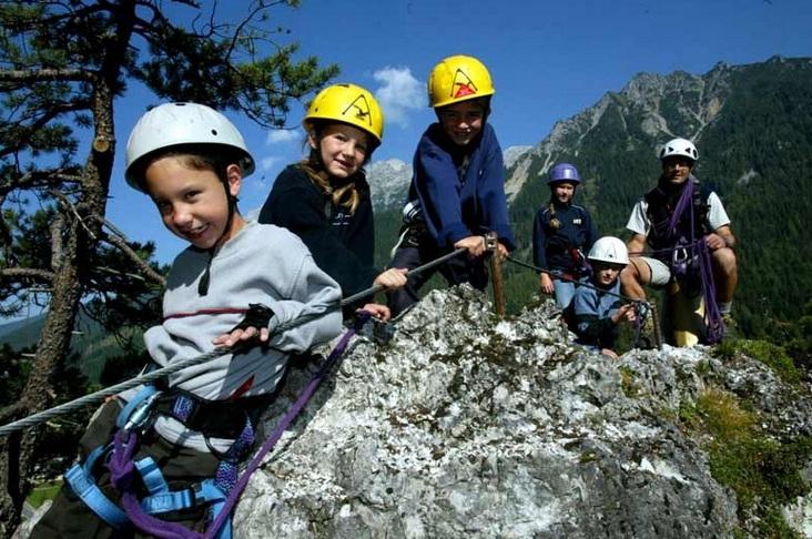 Kali-Klettersteig am Dachstein auf sunny.at