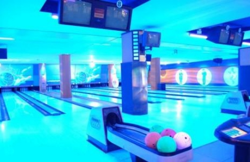 Kindergeburtstag im Hollywood Super Bowling Center
