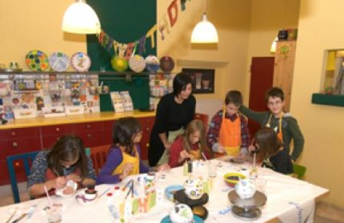 Kindergeburtstag bei Made by you