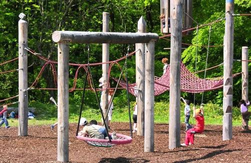 Erlebnisführungen Am Waldpädagogischen Spielplatz Am Auf Sunnyat