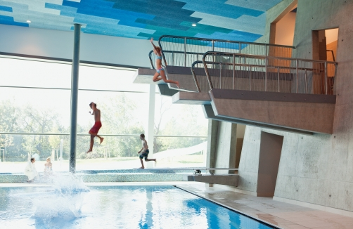 Therme Wien in Oberlaa
