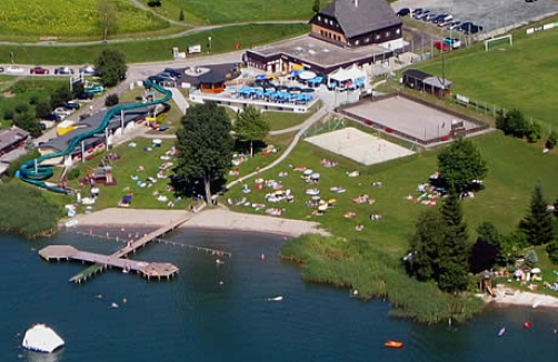 Ossiacher See Strandbad