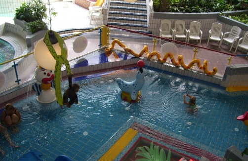 Aquapulco - Die Piratenwelt der Therme Bad Schallerbach