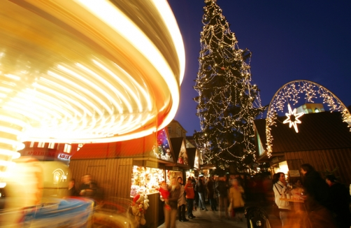 Adventmarkt in Graz