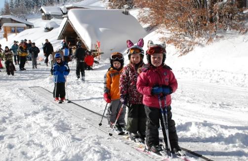 Skigebiet Unterberg Pernitz Auf Sunnyat