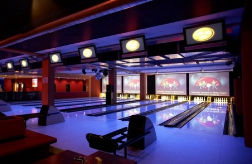 Bowling & Co. im Strike Center Lauterach