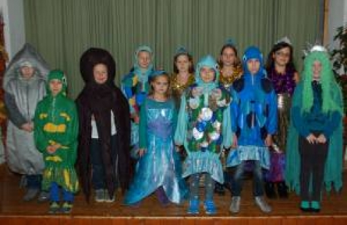event-kultur-ternitz.at_Der Regenbogendfisch - Kindermusical in Pottschach