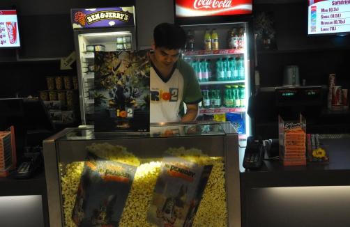 Schulveranstaltungen Im 5d Kino Der Lugner City Auf Sunnyat