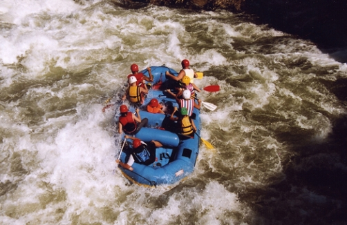 Rafting Bad Goisern