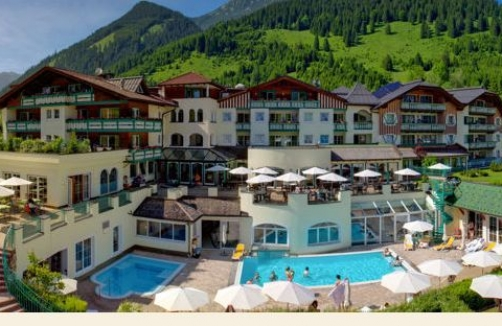 hotelalpenrose.at