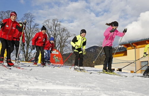 Wintersportwoche in Ramsau