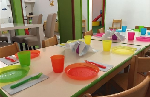 Kindergeburtstagsparty in WORLD4KIDS Wien 10