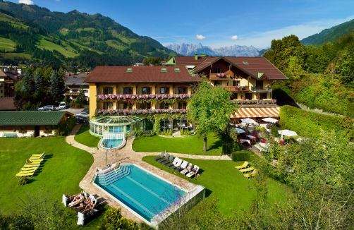 Wellness- und Familienhotel Lerch****