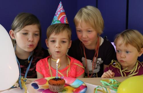 Kindergeburtstag Feiern In Der Nähe