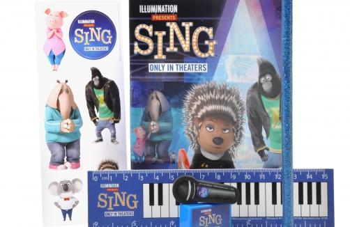 Sing Filmstart