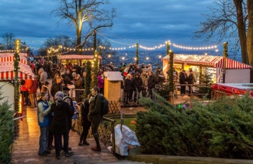 Adventmarkt Wilhelminenberg in Wien