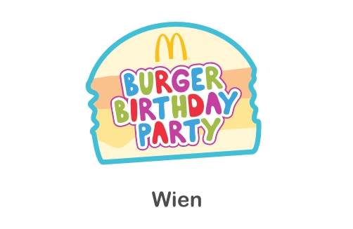 McDonald's Burger Birthday Party in Wien
