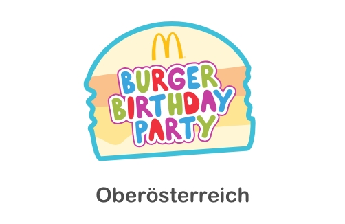 McDonald's Burger Birthday Party in Oberösterreich