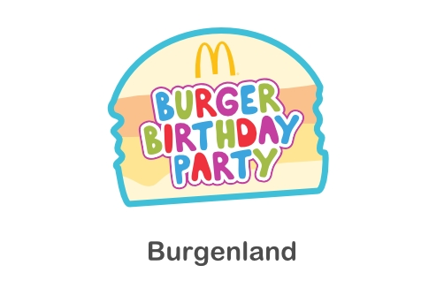 McDonald's Burger Birthday Party im Burgenland