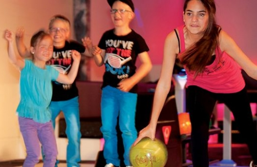 Bowling im Centertainment21