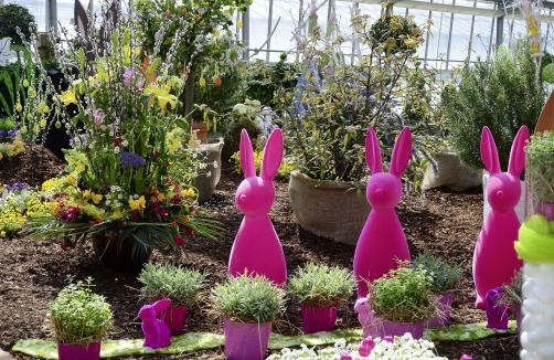 Ostern In Den Blumengärten Hirschstetten Auf Sunny.at