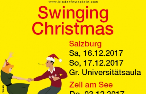 Familienkonzerte Swinging Christmas Zell am See