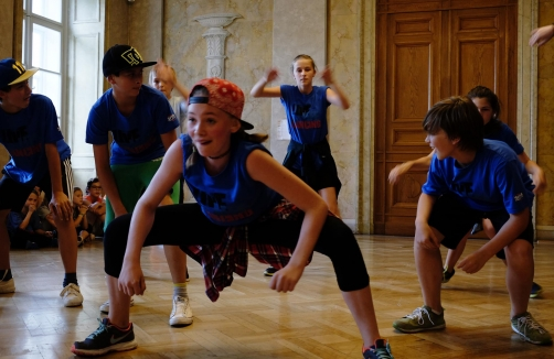 Streetdance & English Tagesworkshops