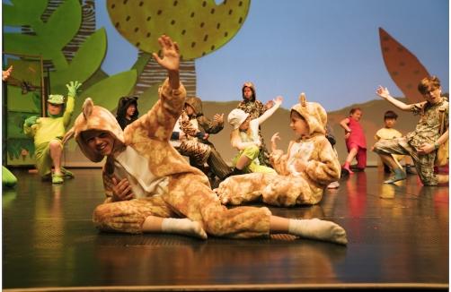 wimba und das geheimnis im urwald  musical für kinder auf