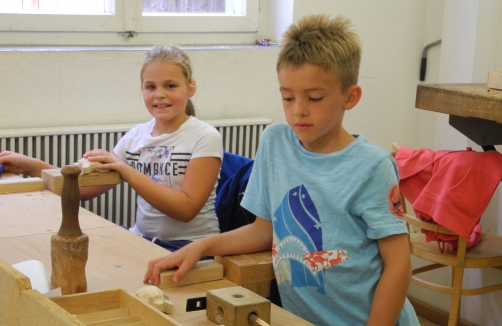 Holzkreativcamp
