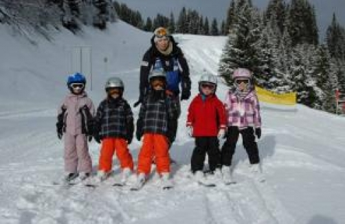 Kinderskischule St. Gallenkirch