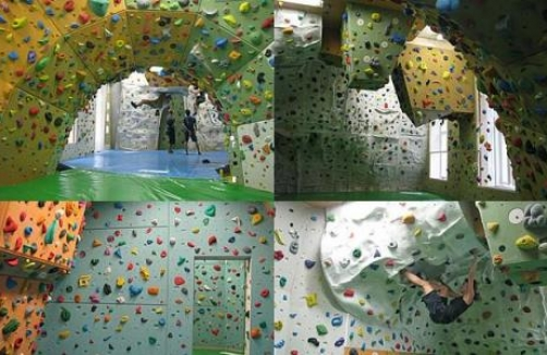 Boulderhalle Edelweiss-Center