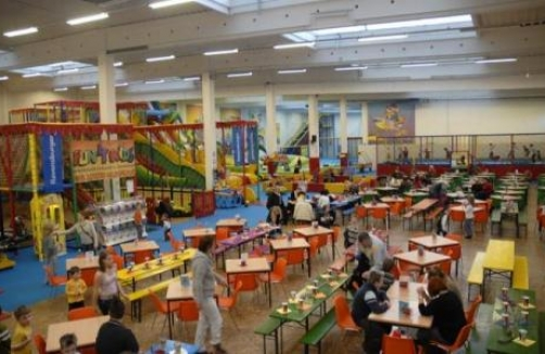 Fun4Kids Indoorspielhalle in Wien 10