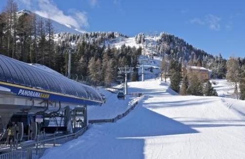 Skigebiet turracher h he auf for Turracher hohe skigebiet