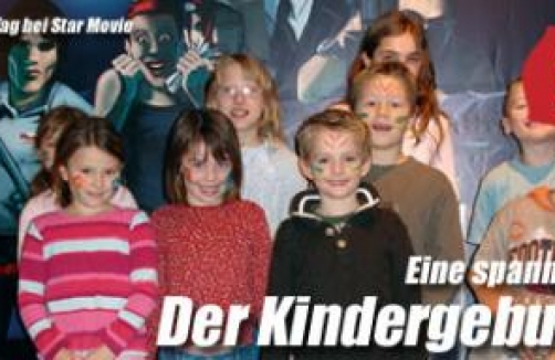 Familienfreundliches Kino: Star Movie Ried