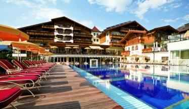 Family & Spa-Resort Alpenpark**** Superior
