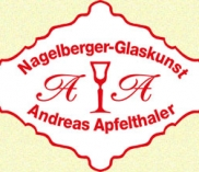 ©nagelberger-glaskunst.at / Logo